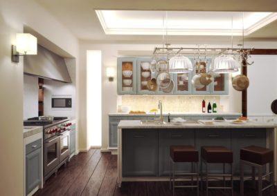EME Cocinas y Armarios Modelo L47008_Azul_grisaceo_021_mate