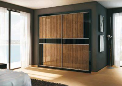EME Muebles y Armarios Modelo L15006_Olivo_y_Negro_02